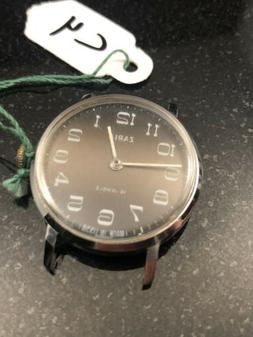 Authentic Zaria Vintage Russian Watch