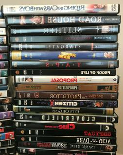DVD Movies Lot Sale $3 each! Pick your Movie!