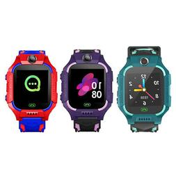 Kids Smart Watch Multifunction with SOS Call Camera Touch Sc