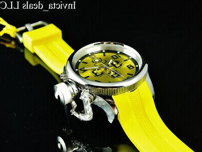 Invicta RUSSIAN DIAL Tone SS Watch