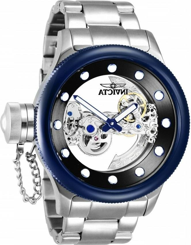 new mens 26274 russian diver ghost automatic