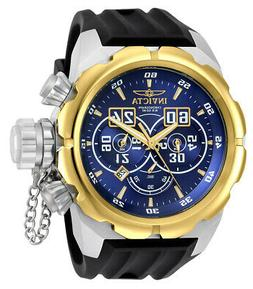 Invicta Men's 21630 Russian Diver Quartz Multifunction Blue