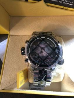 Mens Invicta 26462 Russian Diver Nautilus Cage Stainless Ste