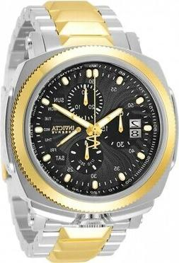 Invicta Mens Reserve 52mm Russian Diver Swiss Black Dial 2To