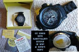 New Night Owl Russian Diver 52mm Swiss Chronograph 11606 Inv