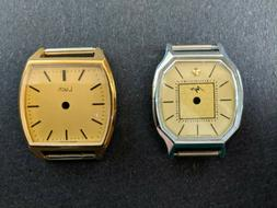 NEW OLD STOCK LUCH WATCH SOVIET RUSSIAN MODERN DESIGN DIAL