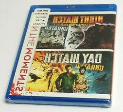 NIGHT WATCH & DAY WATCH Unrated Blu Ray RARE OOP Russian HOR