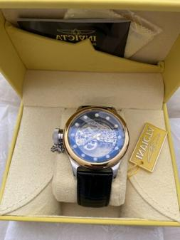 russian diver ghost automatic gold tone black