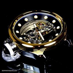 Invicta Russian Diver Ghost Bridge Automatic 18kt Gold Plate