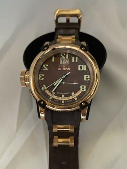 Invicta Russian Diver Men's Swiss made Dress Watch Model 159