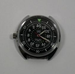Russian Mechanical watch 24 hr military dial PILOT