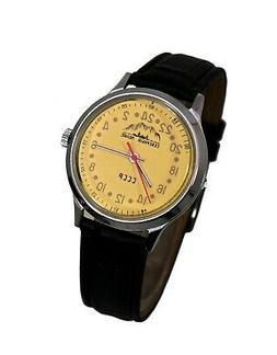Russian Mechanical watch 24 hr military dial NORTH POLE #071