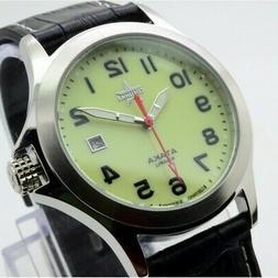 RUSSIAN STEEL ARMY MILITARY WATCH SPECIAL FORCE QUARTZ MEN 2