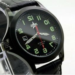 RUSSIAN STEEL ARMY MILITARY WATCH SPECIAL FORCE QUARTZ MEN'S