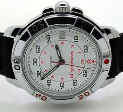 russian vostok komandirskie 431171 popular military wrist