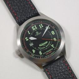Russian watch Poljot Pilot Automatic RUSSIAN AVIATOR IVAN KO