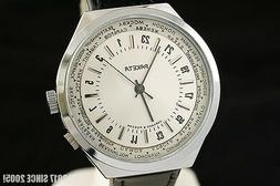 Rocket Russian watch WORLD TIME 24H mode cal. 2623 Vintage O