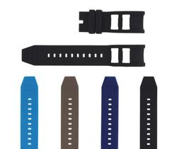 SILICONE RUBBER WATCH BAND STRAP FOR INVICTA WATCH RUSSIAN D