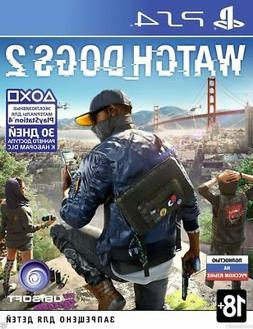 Watch Dogs 2  Russian,English version *NEW*