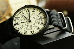 Watch Pobeda Wings RUSSIAN Pilot aircraft Mechanical Men's V